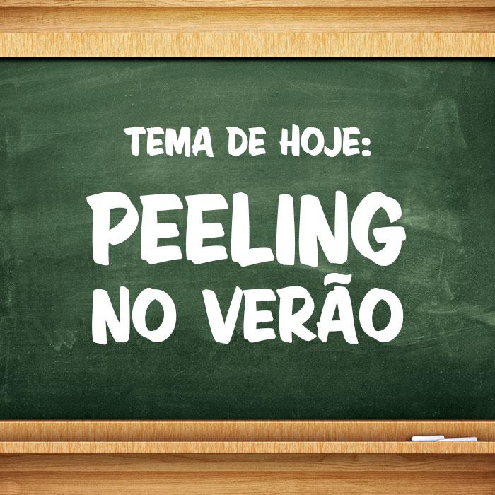 peeling-no-verao
